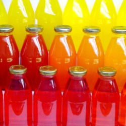 Natural Colors for Beverages